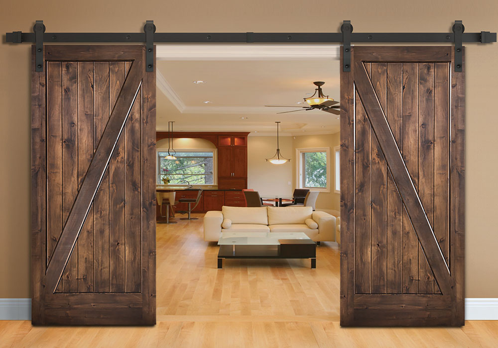 TruStile Interior Barn Doors